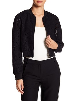 Baine Wool Bomber by Allsaints