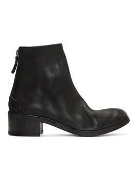 Black Listo Boots by MarsÈll