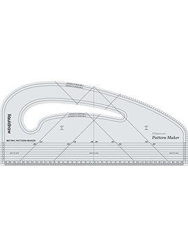 Liquidraw Pattern Maker Pattern Marking Ruler   Metric by Liquidraw