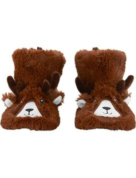 Carter's Reindeer Slippers by Carter's