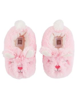 Carter's Bunny Slippers by Carter's