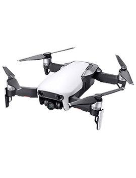 Dji Mavic Air Quadcopter Drone With Camera   Arctic White by Dji