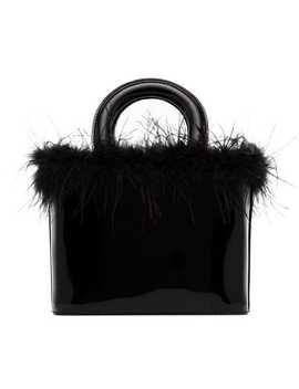 Nic Patent Leather Tote by Staud
