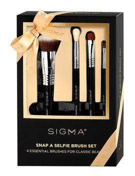 Snap A Selfie Brush Set by Sigma Beauty