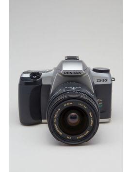 Acme Camera Co. Vintage Pentax Zx 30 35mm Slr Camera by Acme Camera Co.