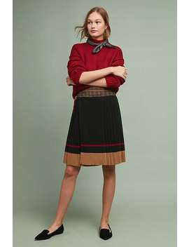 Milica Pleated Skirt by Ottod'ame