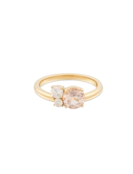Round Cut Ring    $950 by Mejuri