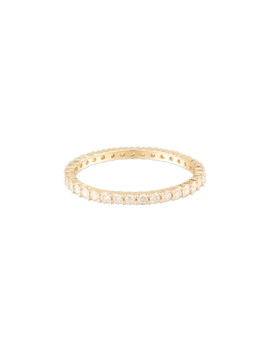 Eternity Band   $975 by Mejuri