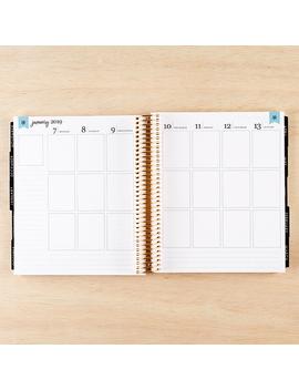 In Bloom Rose Gold Metallic   Life Planner™ by Erin Condren