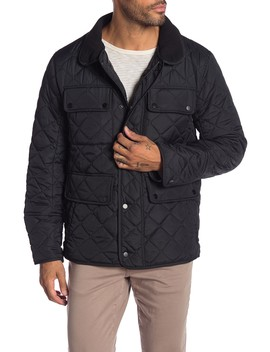 Canal Water Resistant Quilted Jacket by Andrew Marc
