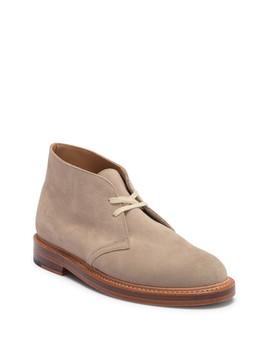 Desert Welt Lace Up Loafer Boot by Clarks