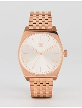 Adidas   Z02 Process   Montre Bracelet   Or Rose by Asos Fr