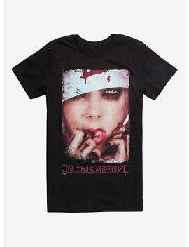 In This Moment Bandage T Shirt by Hot Topic