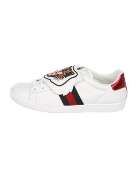 Ace Web Sneakers W/ Tags by Gucci