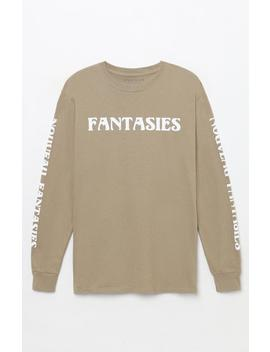 Pac Sun Fantasies Long Sleeve T Shirt by Pacsun