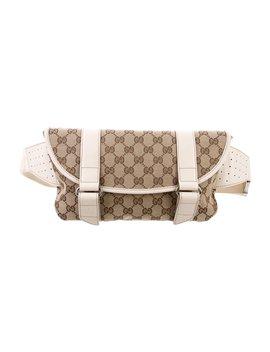 Gg Canvas Waist Bag by Gucci