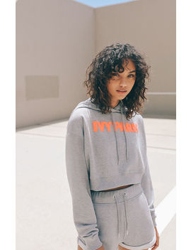 Ivy Park Chenille Hoodie by Pacsun