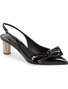 Slingback Pump by Salvatore Ferragamo
