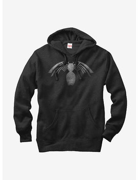 Marvel Venom Logo Hoodie by Hot Topic