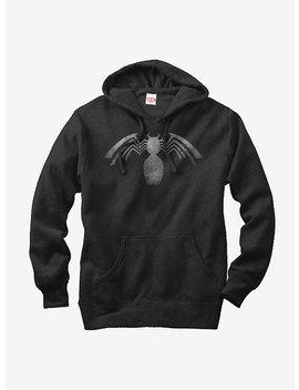 Marvel Venom Logo Hoodie by Hot Topic