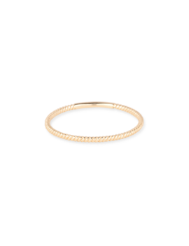 Twist Ring   C$88 by Mejuri