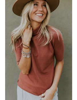 Cottonwood Knit Top by Roolee