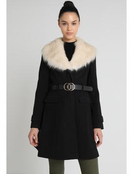 Fit And Flare   Classic Coat by Miss Selfridge