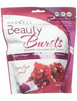Neo Cell   Beauty Burst   Super Fruit Punch   60 Soft Chews by Neo Cell Laboratories