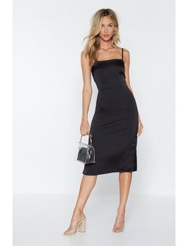 Another Classic Midi Dress by Nasty Gal