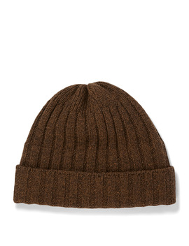 Pure Wool Knit Tuque by Le 31