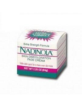 Nadinola Skin Cr�me Extra Strength 2.25 Oz by Jubujub
