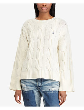 Cable Sweater by Polo Ralph Lauren