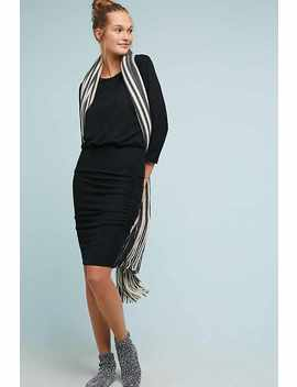 Sundry Ruched Blouson Dress by Sundry
