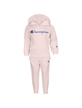 Champion Heritage 2 Piece Hoodie And Jogger Set by Foot Locker