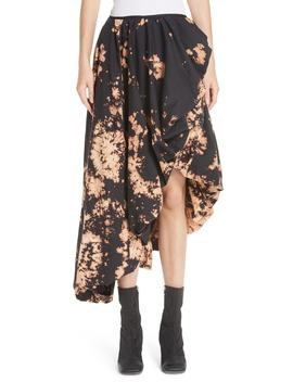Marques'almeida Bleached Puff Wrap Skirt by Marques'almeida