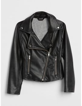 Biker Jacket by Gap