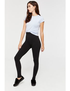 Super Soft Faux Fur Lined Leggings by Ardene
