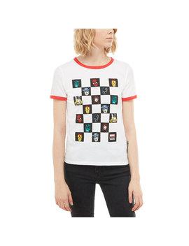 Vans X Marvel Avengers Ringer T Shirt by Vans