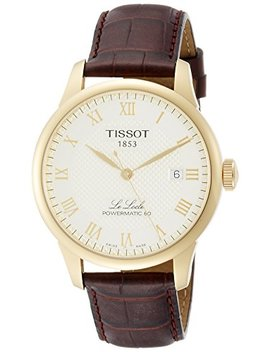 Mens Tissot Le Locle Powermatic 80 Automatic Watch T0064073626300 by Tissot