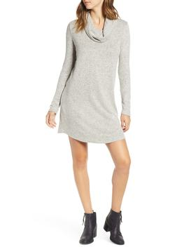 Cowl Neck Knit Dress by Socialite