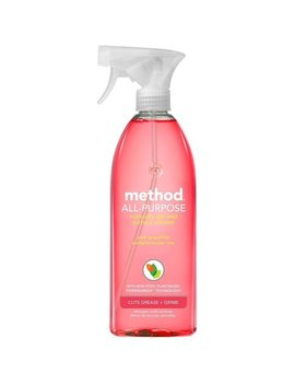 Method All Purpose Natural Surface Cleaner, Pink Grapefruit 28 Oz (Pack Of 2) by Method