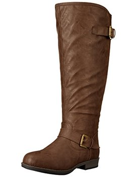 Brinley Co Women's Durango Xwc Riding Boot by Brinley+Co