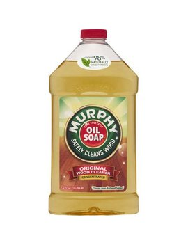 Murphy's Oil Soap Wood Cleaner, Original   32 Fl Oz by Murphy Oil Soap