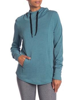 Hooded Sweatshirt by Z By Zella