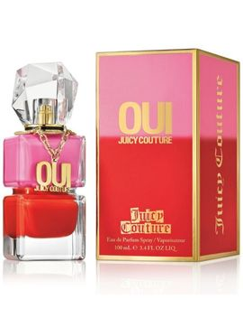 Juicy Couture Oui Eau De Parfum Spray, 3.4 Oz by Juicy Couture