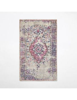Modern Persian Faded Rug by River Island