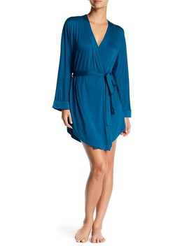 All American Jersey Robe (2 For $60) by Honeydew Intimates