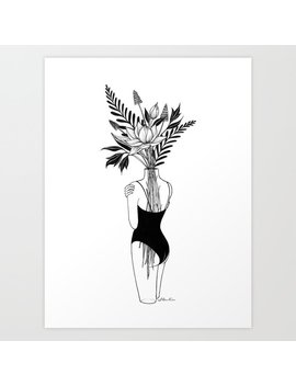Fragile Art Print by