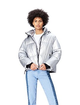Find Women's Jacket In Puffa Design by Find
