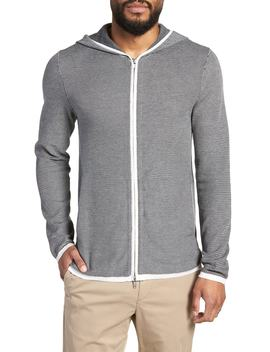Grimaud Beach Full Zip Hoodie by Theory